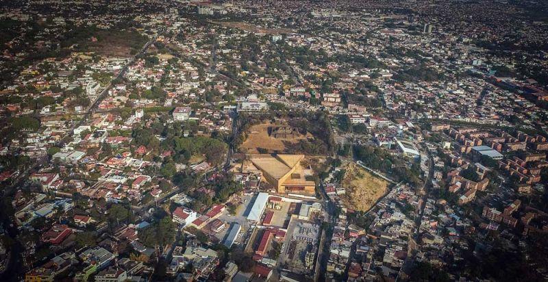 Contexto de la ciudad de Morelos, al centro de México.