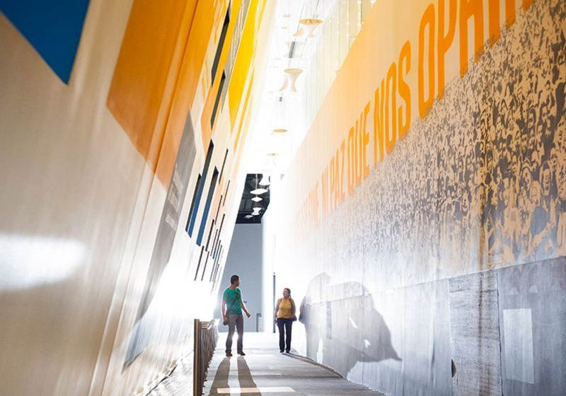 Recorridos virtuales del Museo Casa de la Memoria