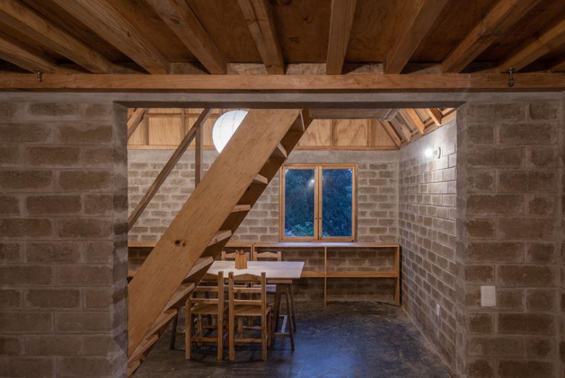 arquitectura_y_empresa_vivienda en Ocuilan_cocina