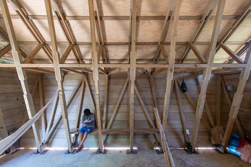 arquitectura_y_empresa_vivienda en San Mateo del Mar_int