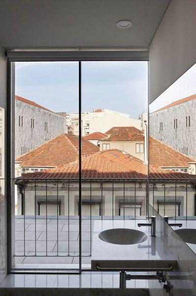 Vivienda Senhora da Luz_soto de Moura_terraza a fachada este