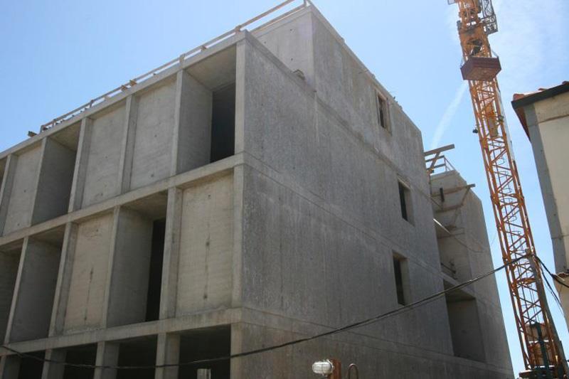 Vivienda Senhora da Luz_soto de Moura_Matriz - en construcción