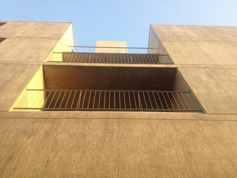 Vivienda Senhora da Luz_soto de Moura_detalle de fachada sur