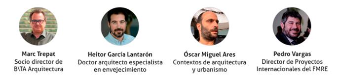 arquitectura y envejecimiento webinar foro de marcas renombradas españolas