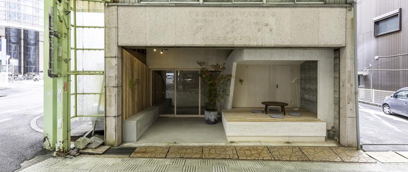Arquitectura y Empresa, Japón, arquitectura japonesa, Matsumura Kohei, TD-ATELIER, YORIDOKO, Nakanomachi, Shingu, prefectura de Wakayama, apoyo laboral para jóvenes, centro discapacitados, inserción laboral