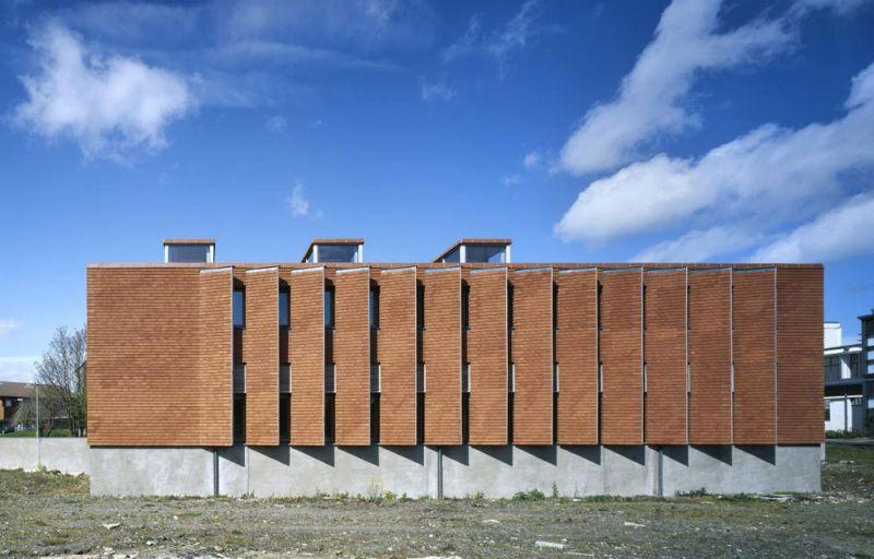arquitectura Urban Institute of Ireland, photo courtesy of Ros Kavanagh