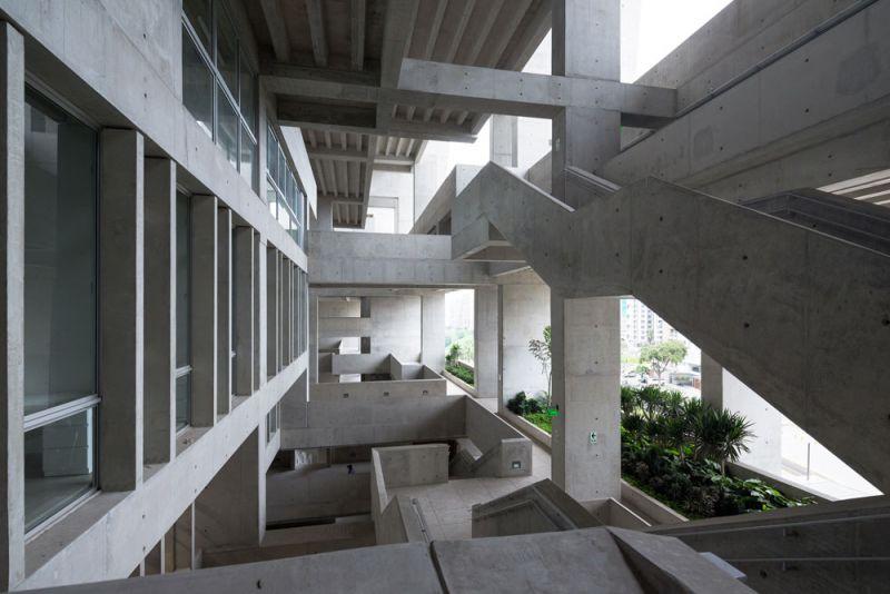 arquitectura pritzker 2020 University Campus UTEC Lima, photo courtesy of Iwan Baan5