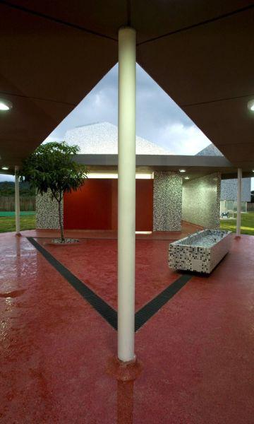 Zonas comunes internas del Jardín Infantil Timayui