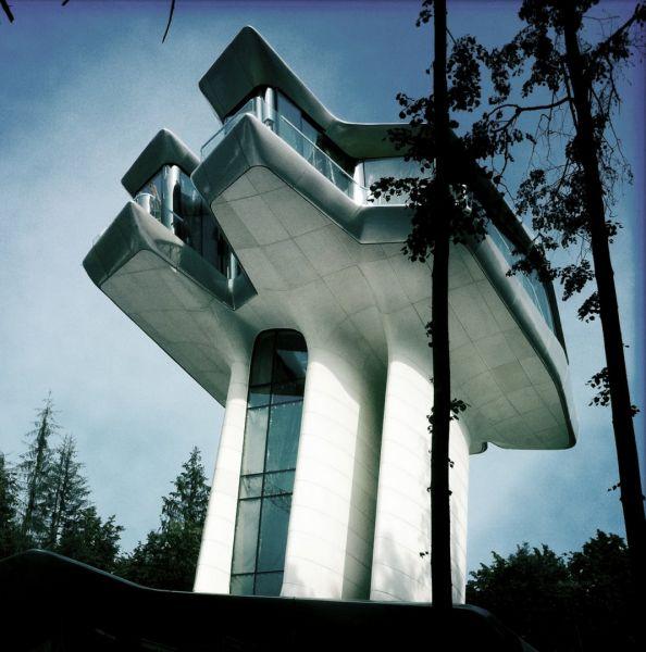 arquitectura_Zaha Hadid_Capital Hill Residence_ascensores