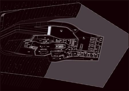 arquitectura_Zaha Hadid_Capital Hill Residence_planta1