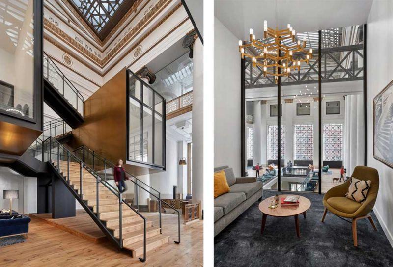 arquitectura ZFG Architects Oficinas Expensify fotografia interior de Garrett Rowland sala reuniones