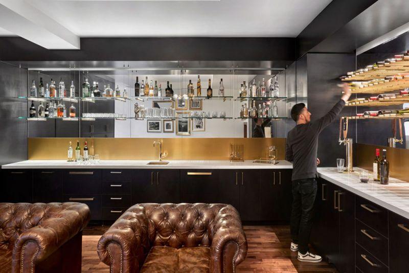 arquitectura ZFG Architects Oficinas Expensify fotografia interior de Garrett Rowland cocina