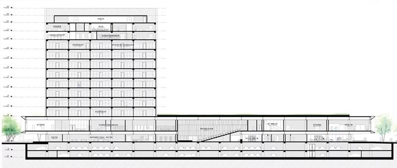 arquitectura, arquitecto, diseño, design, MAYU, Mecanoo, Taiwán, Linkou district, Archivo Nacional de Taiwán, proyecto, concurso