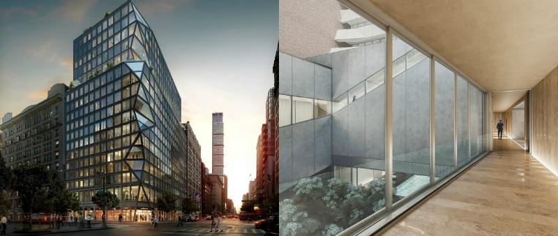 arquitectura, arquitecto, diseño, design, New York, Nueva York, EEUU, OMA, Rem Koolhaas, 121 E 22ND, edificio residencial, viviendas, ciudad, apartamentos lujo, torre viviendas, rascacielos