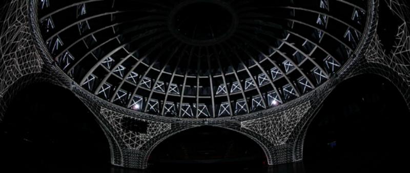arquitectura, arquitecto, diseño, design, Romain Tardy, luz, iluminación, video, 3D Video Mapping, arte, artista, música, movimiento, abstracto, sensaciones, emociones