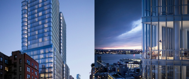 arquitectura, arquitecto, design, Renzo Piano, 565 Broome Soho, torre, proyecto residencial, viviendas, lujo, cero residuos, Zero Waste, Halpern Real Estate Ventures, Itzhaki Acquisition, Bizzi & Partners Development, Manhattan, Think Zero
