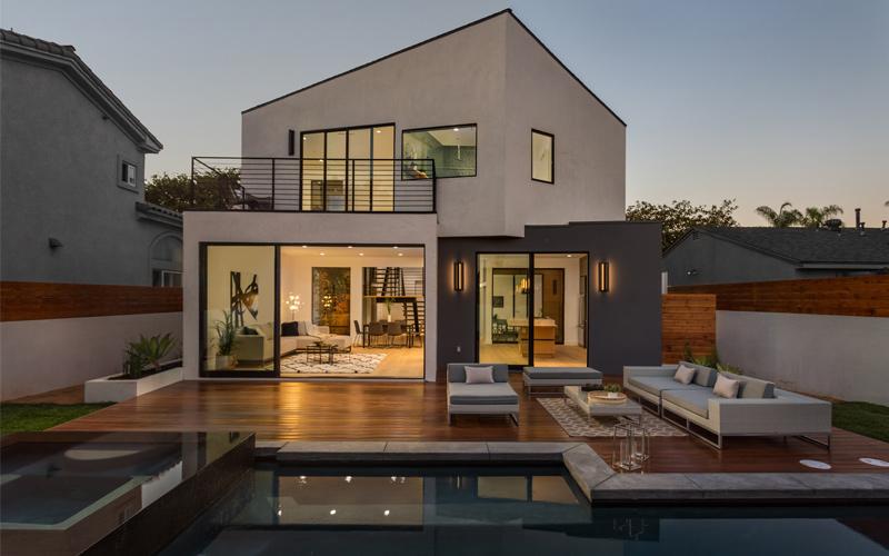 arquitecturayempresa, arqiotectura, arquitecto, diseño, design, Molina Designs , Admiral House, casa, vivienda, unifamiliar, Los Angeles, USA, EEUU, L.A Green Designs