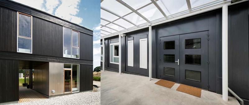 arquitectura, arquitecto, diseño, design, modular, prefabricado, ecología, sostenible, sostenibilidad, ALGECO, reciclable