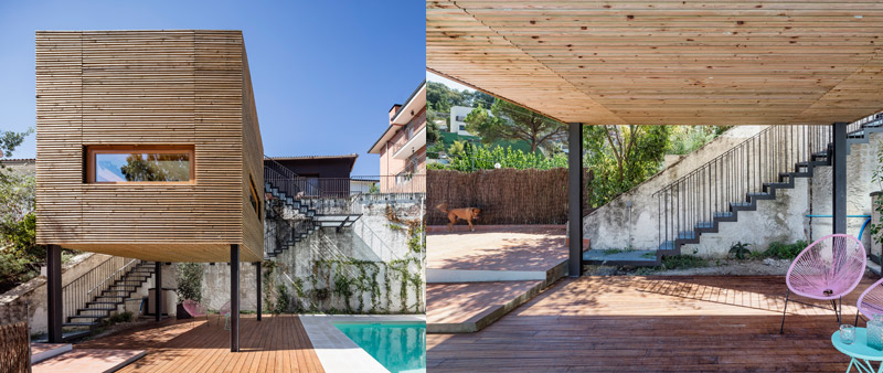arquitectura, arquitecto, diseño, design, Alventosa Morell Arquitectes, Barcelona, España, rehabilitación, rediseño, vivienda, unifamiliar
