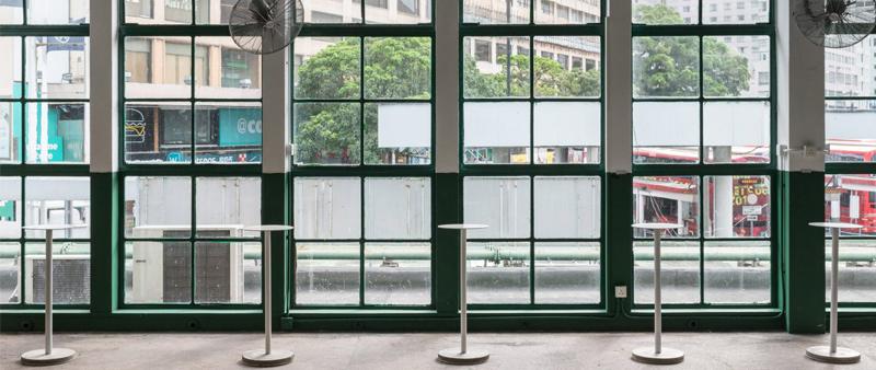arquitectura, arquitecto, diseño, design, Puddle, Hong Kong, China, %Arabica, cafetería, hostelería, minimalismo, minimal, Terminal Ferry Star