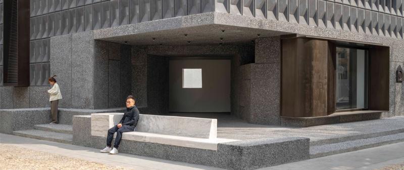 arquitectura, arquitecto, diseño, design, Pedro Pegenaute, Aranya Art Center, Neri&Hu, agua, museo, galería de arte, exposición, China, Qinhuangdao, hormigón, balneario