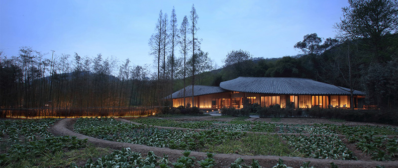 arquitectura, arquitecto, diseño, design, International Architecture Awards, ARCHI-UNION ARCHITECTS, Bian Lin, Li Han,Arquitectura y Empresa, In Bamboo, Dao Ming, centro comunitario, bambú, China
