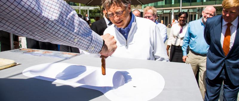 arquitectura, arquitecto, diseño, design, Bill & Melinda Gates Foundation, Bill Gates, inodoros, sostenible sostenibilidad, saneamiento, sanidad