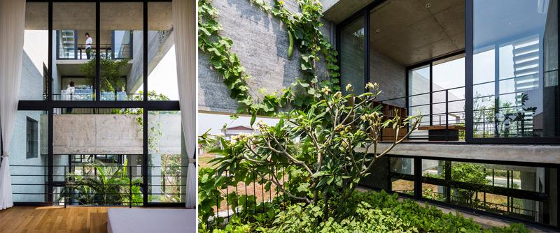 Vo Trong Nghia Co., Ltd., Vietnam, arquitectura residencial, vivienda plurifamiliar, casa, sostenible, sostenibilidad, ahorro energético, Binh House, arquitectura y empresa