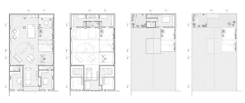 arquitectura, arquitecto, diseño, design, Sandra Pereznieto, Barcelona, casa, vivienda, arquitectura residencial, Cadaval & Solà-Morales, El Teatro, Poblenou