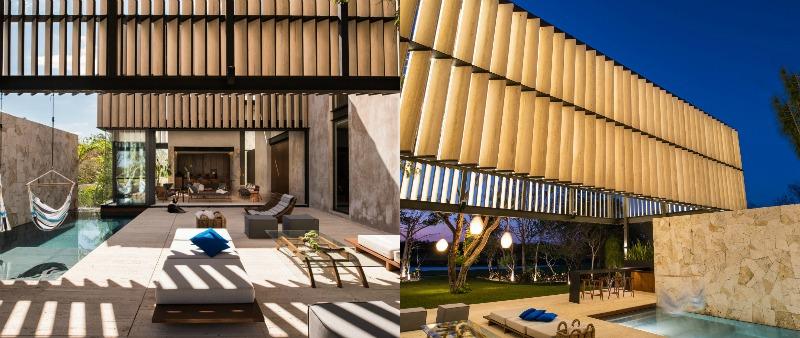 arquitectura, arquitecto, diseño, design, Casa Chaaltun, Tescala Architects, México, Centroamérica, materiales, mármol, vivienda, unifamiliar, residencial, interiorismo, diseño interior
