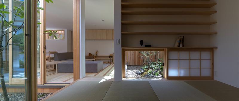 Arquitectura y Empresa, Arbol, diseño, vivienda, casa, unifamiliar, Japón, madera, minimalista, minimal, design, construcción, arquitectura tradicional, arquitecto, Akashi