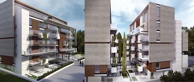 arquitectura, arquitecto, diseño, design, Arquitectura y Empresa, viviendas, edificio residencial, viviendas colectivas, Bueso-Inchausti & Rein Arquitectos, Bucarest