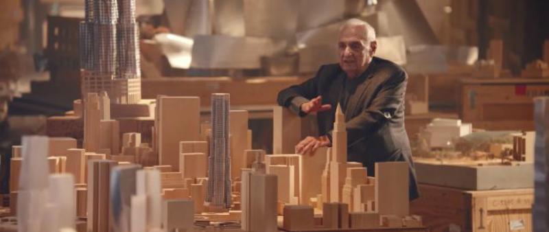 arquitectura, arquitecto, diseño, design, formación, curso, Master Class, arte, profesional, on-line, desde casa, Frank Gehry, lecciones, video, arquitectura y empresa