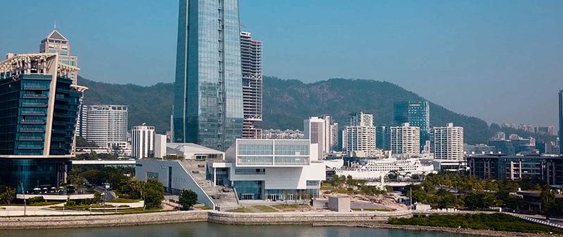 arquitectura, arquitecto, diseño, design, China, DESIGN SOCIETY, Fumihiko Maki, Shenzhen, SWCAC, Biennale de Urbanismo y Arquitectura