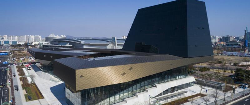arquitectura, arquitecto, diseño, design, Hyundai, Corea del Sur, South Korea, automóvil, concesionario, Delugan Meissl Associated Architects,  Hyundai Motor Studio Goyang, Seoul, DMAA
