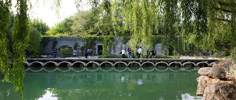 arquitectura, arquitecto, diseño,d esign, Red Brick Art Museum, Dong Yugan, Yueqi Jazzy Li, museo, espacio público, espacio cultural, China, Pekín, ladrillo