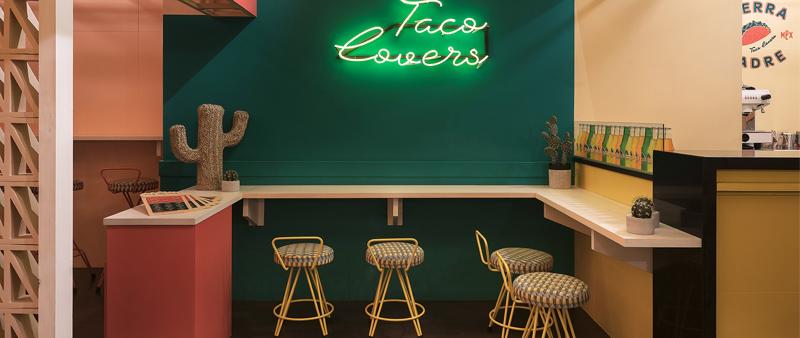 arquitectura, arquitecto, diseño, design, Erbalunga Estudio, Galicia, Vigo, cocina mexicana, México, Monterrey, Iván Casal Nieto, taquería