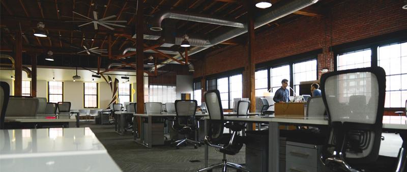 arquitectura, arquitecto, diseño, design, interiores, interiorismo, oficina, espacios de trabajo, diáfano, Gensler, planta abierta