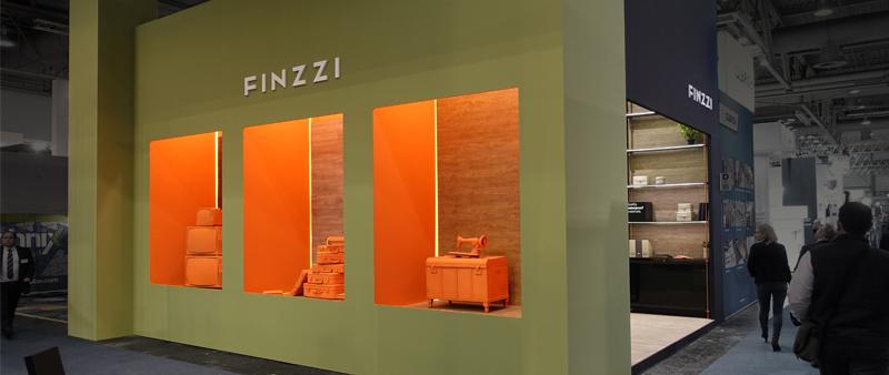 arquitectura, arquitecto, diseño, design, VXLAB, Finzzi, cerámica, revestimientos, Domotex 2018, Hannover, feria