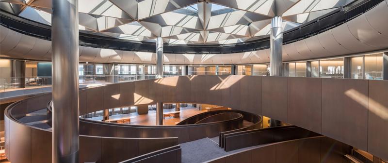 arquitectura, arquitecto, diseño, design, Norman Foster, Foster + Partners, Londres, Inglaterra, sede, oficinas, Bloomberg, sostenible, sostenibilidad