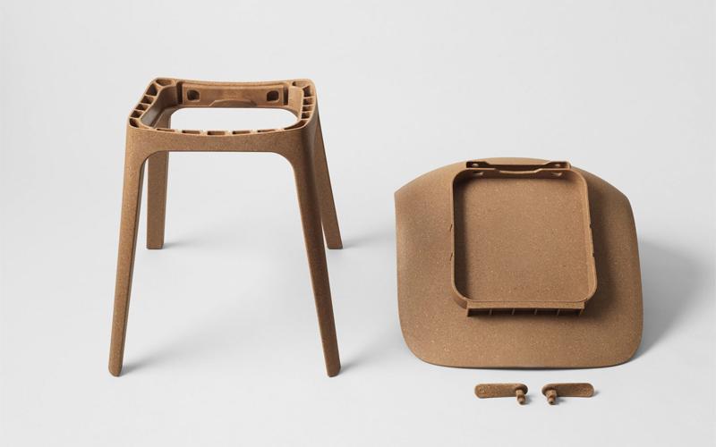 arquitectura, arquitecto, diseño, design, Odger, silla, IKEA, Form Us With Love, sostenible, sostenibilidad, reciclado, reciclaje, mobiliario, mueble