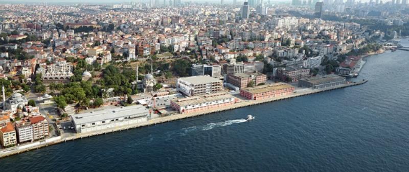 arquitectura, arquitecto, diseño, design, DROR + GENSLER, Estambul, Turquia,  galataport, puerto, ciudad, urbanismo, espacio público, cubierta verde, BEA