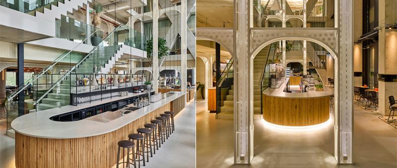 arquitectura, arquitecto, diseño, design, Conran&Partners, Tank, Amsterdam, hotel, sostenible, sostenibilidad, ecología, ecológico