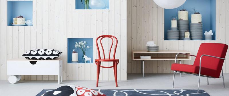 arquitectura, arquitecto, diseño, diseñador, design, IKEA, mobiliario, muebles aniversario, colección Gratulera, serie Gratulera, edición limitada