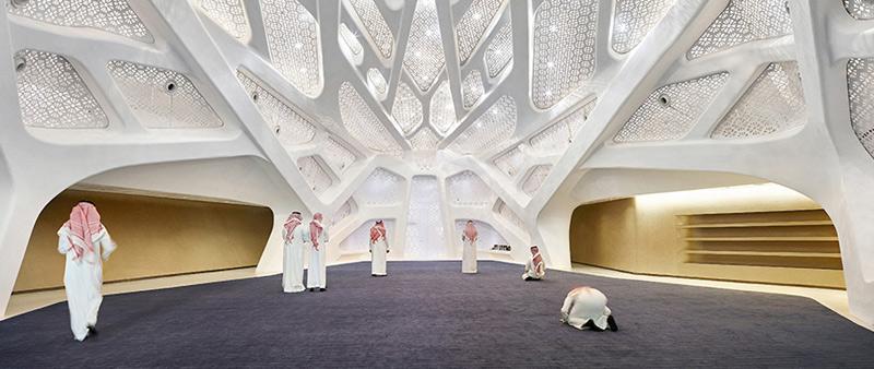 arquitectura, arquitecto, diseño, design, KAPSARC, Centro de Investigaciones y Estudios del Petróleo del Rey Abdullah, Hufton+Crow, Zaha Hadid Architects, Arabia Saudita, Riyadh