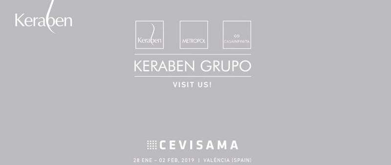 arquitectura, arquitecto, diseño, design, Keraben, cerámica, Cevisama, expo, Valencia, 2019, exposición, stand