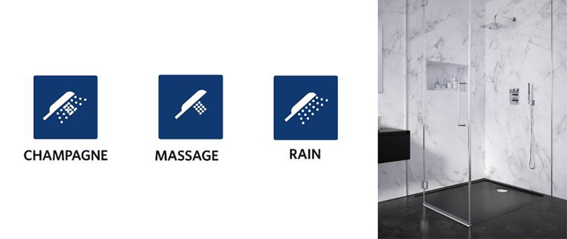 arquitectura, arquitecto, diseño, design, grifería, Ramon Soler, Kit Blautherm, termostático empotrado