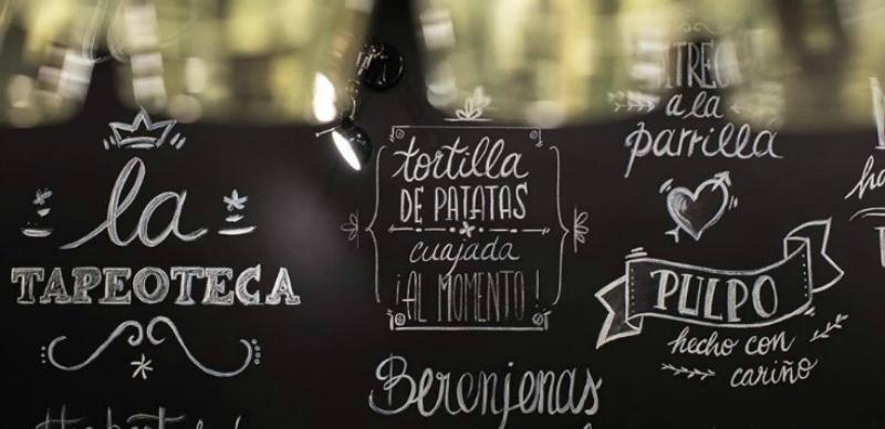 arquitectura, arquitecto, diseño, design,  Funes Interiores, Murcia, La Tapeoteca, gastronomía, hostelería, tapas, España, comida tradicional, alta cocina, efímero, original, Joaquín Funes, interiorismo