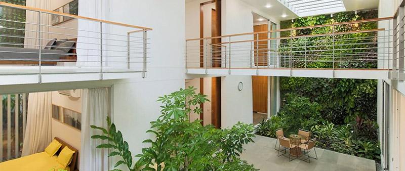 arquitectura, arquitecto, diseño, design, LIJO RENY  Architects, The Regimented House , casa, vivienda, proyecto residencial, Suneesh Suresh , Praveen Mohandas, Vanitha Veedu Architecture Awards 2018, arquitectura residencial