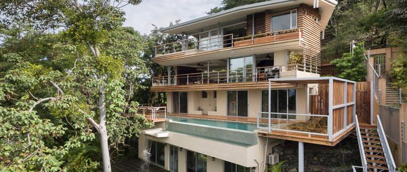 arquitectura, arquitecto, diseño, design, Costa Rida, Fernando Alda, LSD Architects, Casa Cascada, arquitectura y empresa